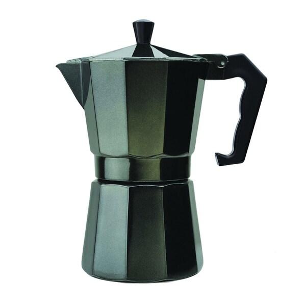 Stovetop 6-cup Black Espresso 12825607