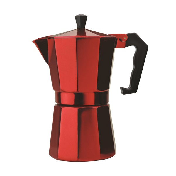Stovetop 6-cup Red Espresso 12825608