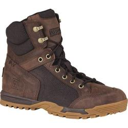 Men's 5.11 Tactical Pursuit Advance 6in Distressed Brown