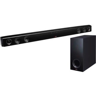 LG NBN36 2.1 Sound Bar Speaker - 280 W RMS - Wireless Speaker(s)