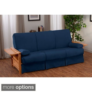 Bellevue Perfect Sit & Sleep Pillow Top Queen-size Futon Sleeper Sofa
