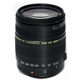 Tamron 28-300mm f/3.5-6.3 XR Di LD Aspherical IF Macro AF Lens for Sony Alpha and Minolta Maxxum D Series