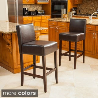 Christopher Knight Home Mondrian KD Barstool (Set of 2)