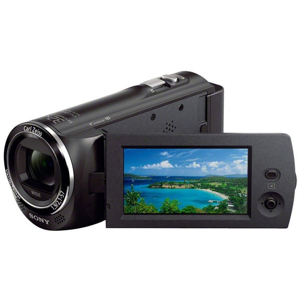 Sony HDR-CX220 8.9MP HD Handycam Black Camcorder