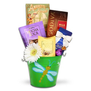 Sweet Chocolate Gourmet Gift Basket