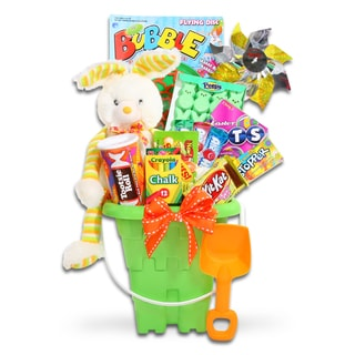Alder Creek Gift Basket Ultimate Easter Sweets and Treats Pail