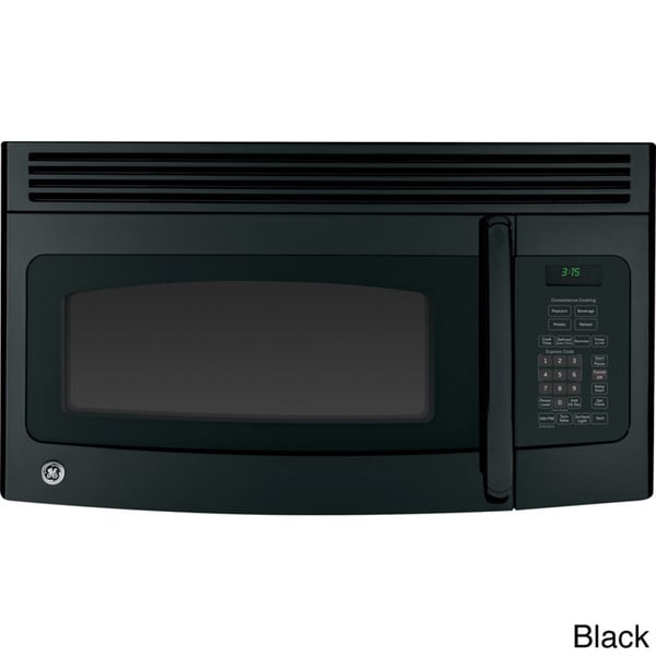 Ge 1 5 Cu Ft Over The Range Microwave Oven 16183828