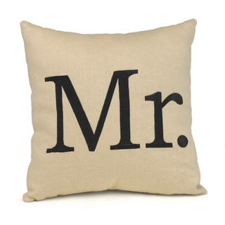 Hortense B. Hewitt Mr. Throw Pillow