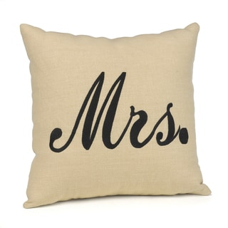 Hortense B. Hewitt Mrs. Throw Pillow