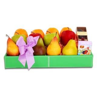 Deluxe Fruit Trio Fresh Fruit Gift Tray
