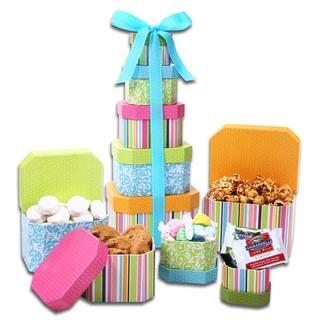 Springtime Decadence Gift Tower
