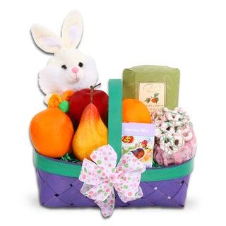 Farmer's Market Fruits & Favorites Gift Basket