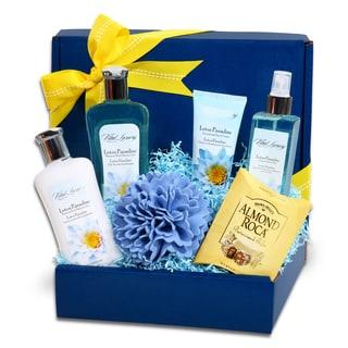 Alder Creek Gift Baskets Lotus Paradise Spa Gift Box