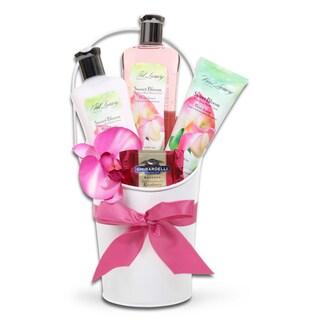 Sweet Bloom Spa Bucket