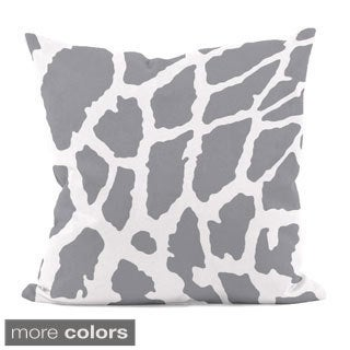 Animal Pring 20x20-inch Decorative Pillow