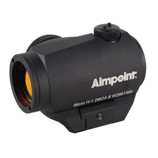 Aimpoint 200018 Micro H-1 Red Dot Sight