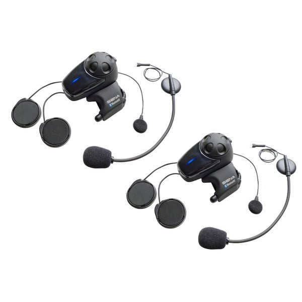 Sena SMH10D-11 Motorcycle Bluetooth Headset/ Intercom