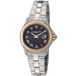 Raymond Weil Women's 'Parsifal' Two-Tone Watch