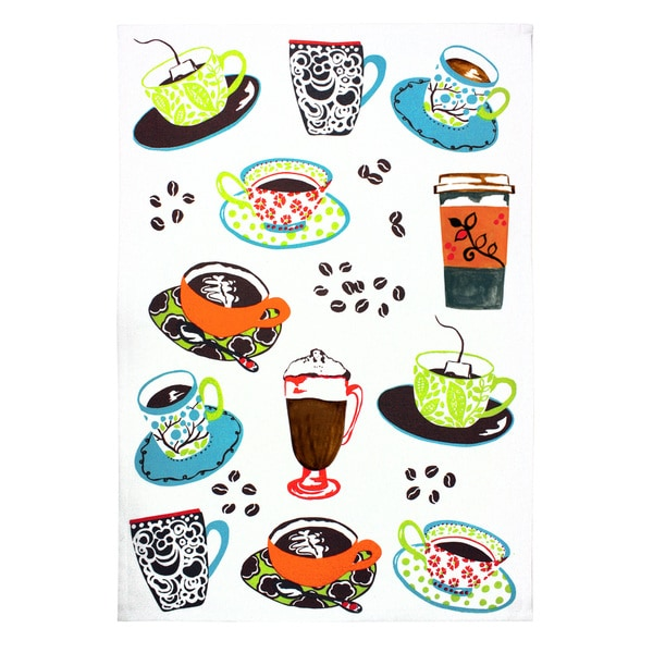MUkitchen Latte Cotton Dish Towel