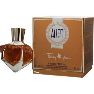 Thierry Mugler 'Alien' Women's 1-ounce The Fragrance Of Leather-Eau De Parfum Spray