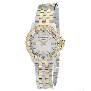 Raymond Weil Women's Diamond-accented Two-tone Watch