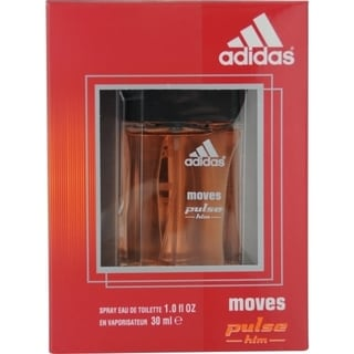 Adidas Moves Pulse Men's 1-ounce Eau de Toilette Spray