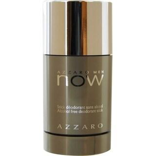 Azzaro Now Men's 2.7-ounce Deodorant Stick Alcohol Free