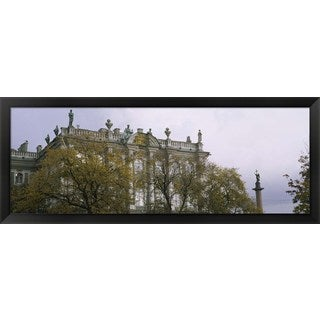 'Winter Palace, St. Petersburg, Russia' Framed Panoramic Photo