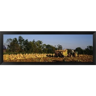 'Winchester, Kentucky' Framed Panoramic Photo