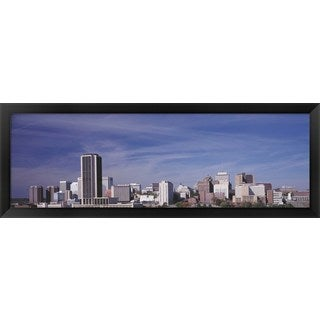 'Richmond, Virginia' Framed Panoramic Photo