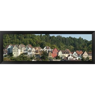 'Northern Black Forest Region, Germany' Framed Panoramic Photo