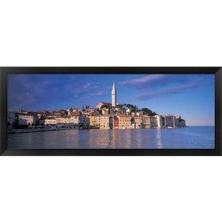' Rovinj, Croatia' Framed Panoramic Photo