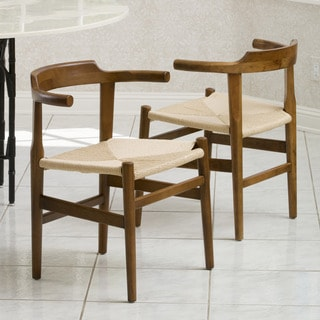 Christopher Knight Home Ranger Wood Chair (Set of 2)