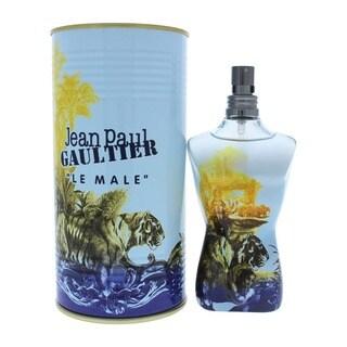Jean Paul Gaultier Summer Men's 4.2-ounce Cologne Tonique Spray (Edition 2013)