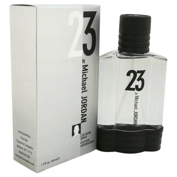 Michael Jordan 23 Men's 1.7-ounce Cologne Spray