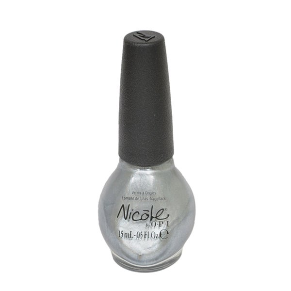 Opi Nicole Always A Silver Lining Nail Polish image
