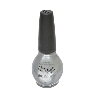 OPI Nicole Always A Silver Lining Nail Polish