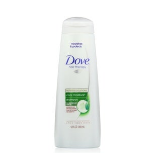 Dove Hair Therapy Nutritive Solutions Cool Moisture 12-ounce Shampoo (Set of 6)