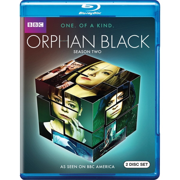 Orphan Black: Season 2 (Blu-ray Disc) 12831213