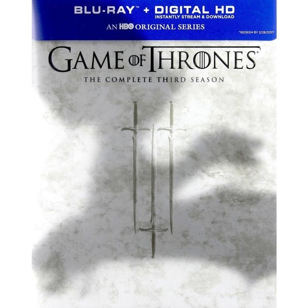 Game Of Thrones: The Complete Third Season (Blu-ray Disc) 12831848