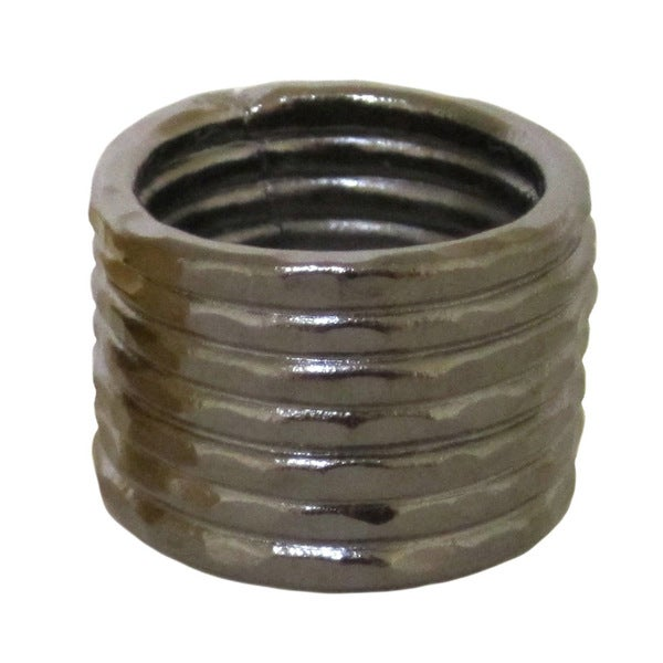 Stuck Together Stacks Ring