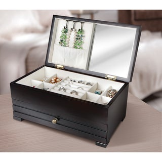 Order Home Collection Wooden Jewelry Box