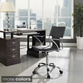 Studio Chrome Plated Adjustable Office Chair