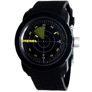 Diesel Men's DZ1605 RDR Black Double Down Watch