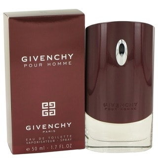 Givenchy Pour Homme Men's 1.7-ounce Eau de Toilette Spray