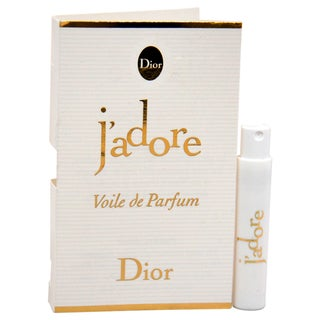Christian Dior J'Adore Voile de Parfum Women's 0.03-ounce Natural Spray Vial (Mini)