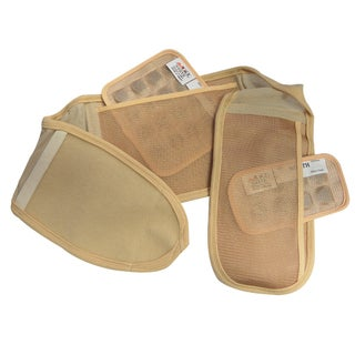 MPH Removable Flex Pad Magnetic Back Belt
