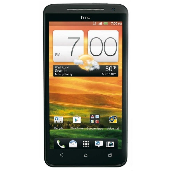 htc evo 4g lte sprint cdma black android cell phone Sprint 4G Coverage Map Sprint 4G Cities for 2012