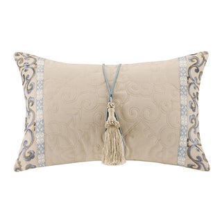 Bombay Nayana Cotton Oblong Throw Pillow