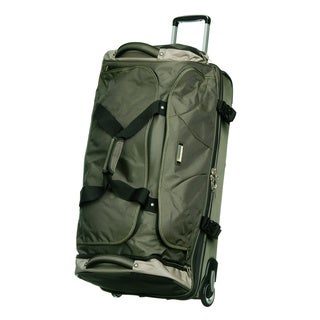 National Geographic Explorer Northwall 32-inch Drop Bottom Rolling Upright Duffel Bag